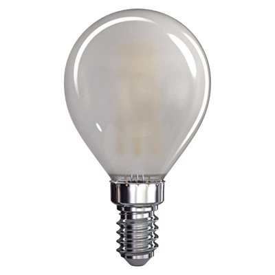 LED žiarovka filament Mini Globe